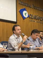 Lançamento da nova linha AC5 para Ásia reúne empresários no Porto do Pecém