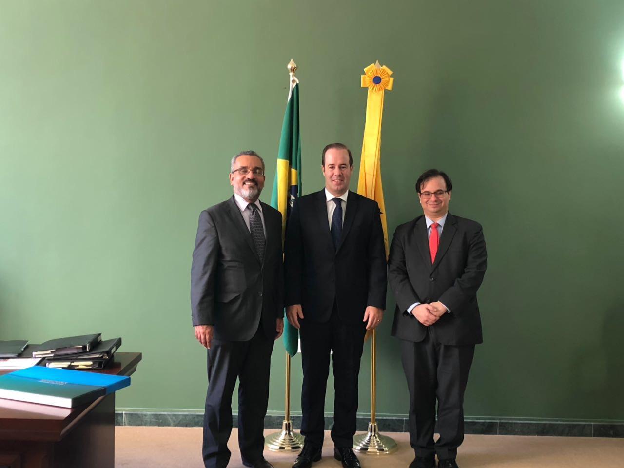 Governo do Ceará busca oportunidades nos Emirados Árabes