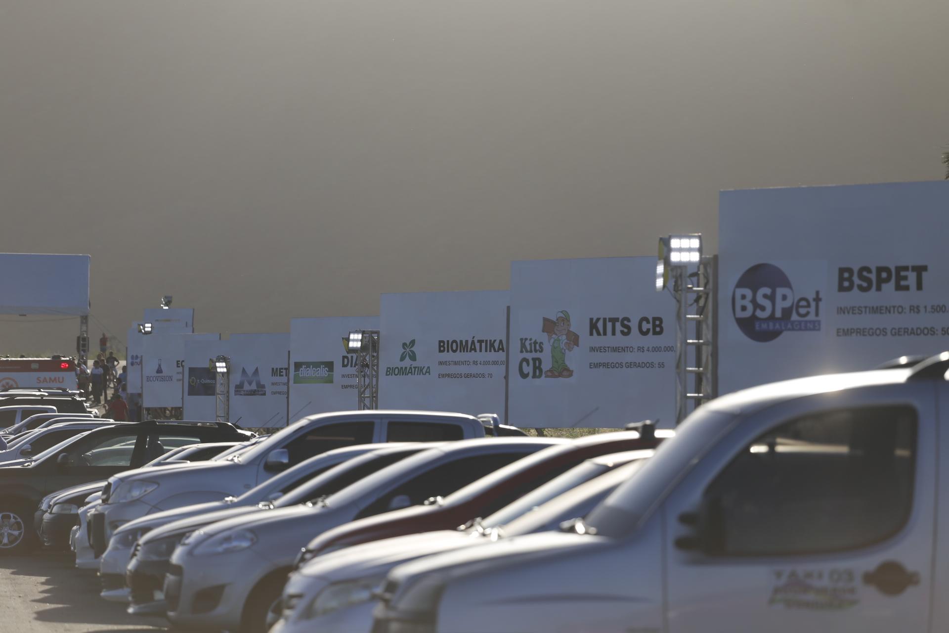 Polo Químico de Guaiúba vai gerar até 9 mil empregos