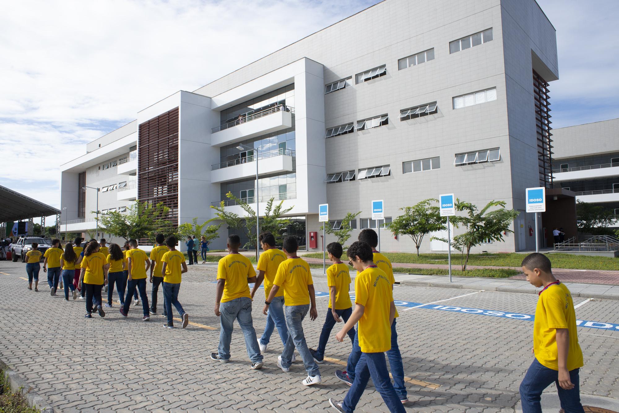 Inauguração da Fiocruz Ceará torna o Estado referência em pesquisa e desenvolvimento tecnológico e industrial na área da saúde