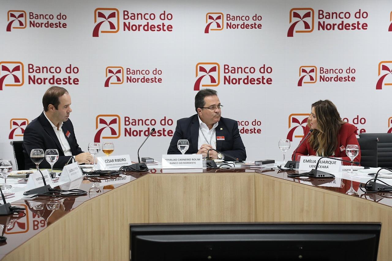 Seminário do LIDE Ceará discute desenvolvimento e competitividade
