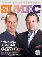 Indústria eletrometalmecânica homenageia Cesar Ribeiro e Igor Queiroz Barroso com comenda